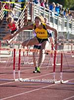 This MaxPreps.com professional photo is from the gallery Southwestern League Finals which features Murrieta Valley high school athletes playing Girls Track & Field. This photo was shot by Willie Shippen and published on Shippen.