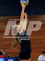 This MaxPreps.com professional photo features Swansboro high school Kaitlyn Kelley playing  Volleyball. This photo was shot by Carin Goodall-Gosnell and published on Goodall-Gosnell.