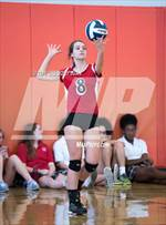 This MaxPreps.com professional photo is from the gallery Fisher @ McGehee which features Fisher high school athletes playing  Volleyball. This photo was shot by Gregory Juan and published on Juan.