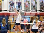 This MaxPreps.com professional photo is from the gallery La Costa Canyon vs. Beckman (Durango Fall Classic) which features La Costa Canyon high school athletes playing  Volleyball. This photo was shot by Jann Hendry and published on Hendry.
