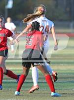 This MaxPreps.com professional photo features St. Joseph high school Lindsey Savko playing Girls Soccer. This photo was shot by Todd Kalif and published on Kalif.
