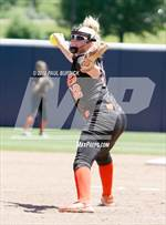 This MaxPreps.com professional photo is from the gallery Mohawk Area vs. Upper Dauphin Area (PIAA 2A Championship) which features Mohawk Area high school athletes playing  Softball. This photo was shot by Paul Burdick and published on Burdick.