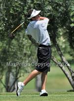 This MaxPreps.com professional photo is from the gallery CIF Southern Section Golf Championships which features Crespi high school athletes playing  Golf. This photo was shot by Heston Quan and published on Quan.