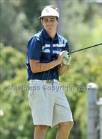 This MaxPreps.com professional photo is from the gallery CIF Southern Section Golf Championships which features Mira Costa high school athletes playing  Golf. This photo was shot by Heston Quan and published on Quan.