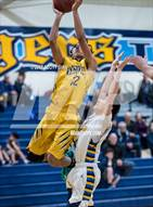 This MaxPreps.com professional photo is from the gallery Watsonville @ Leland which features Watsonville high school athletes playing  Basketball.