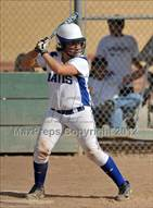 This MaxPreps.com professional photo is from the gallery Enochs vs. Davis (CIF SJS D1 Playoffs) which features Davis high school athletes playing  Softball.