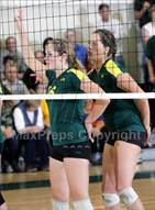 This MaxPreps.com professional photo is from the gallery Castro Valley @ San Ramon Valley (CIF NCS D1 Playoffs) which features Castro Valley high school athletes playing  Volleyball.