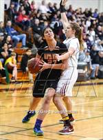 This MaxPreps.com professional photo features Santa Rosa high school Mireya Lopez playing Girls Basketball. This photo was shot by Greg Jungferman and published on Jungferman.