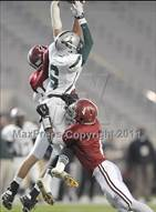 This MaxPreps.com professional photo is from the gallery Vigor vs. Hartselle (AHSAA 5A Final)  which features Vigor high school athletes playing  Football.