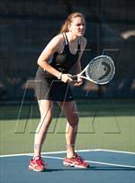 This MaxPreps.com professional photo is from the gallery Bay Area Racquet Club Tournament  which features Baytown Christian high school athletes playing Girls Tennis. This photo was shot by Leslie  Johnson and published on Johnson.