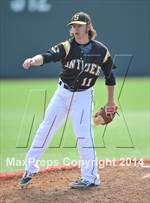 This MaxPreps.com professional photo features Snyder high school Kutter Derryberry playing  Baseball. This photo was shot by Kyle Dantzler and published on Dantzler.