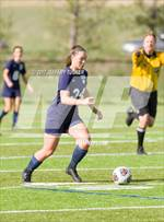 This MaxPreps.com professional photo features St. Mary's Academy high school Kierstyn Leo playing Girls Soccer. This photo was shot by Jeffery Tucker and published on Tucker.