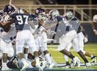 This MaxPreps.com professional photo is from the gallery Bessemer City @ Clay-Chalkville which features Clay-Chalkville high school athletes playing  Football.