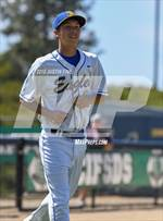 This MaxPreps.com professional photo features San Pasqual high school Connor Hensen playing  Baseball. This photo was shot by Justin Fine and published on Fine.