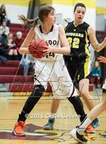 This MaxPreps.com professional photo features Mendon high school Eliza Ryan playing Girls Basketball. This photo was shot by Chris Cecere and published on Cecere.