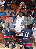 This MaxPreps.com professional photo is from the gallery Lafayette Christian Academy vs. Blythewood (Chick-Fil-A Classic) which features Lafayette Christian Academy high school athletes playing  Basketball.
