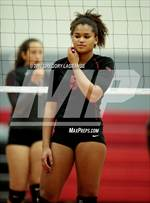 This MaxPreps.com professional photo is from the gallery Lewisville vs Liberty which features Lewisville high school athletes playing  Volleyball. This photo was shot by Gregory LaGrange and published on LaGrange.