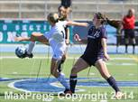 This MaxPreps.com professional photo features Helix high school Sophie Rucker playing Girls Soccer. This photo was shot by Steven Silva and published on Silva.