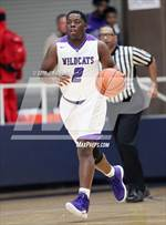 This MaxPreps.com professional photo is from the gallery Ridge Point vs. Angleton (McDonald's Texas Invitational) which features Ridge Point high school athletes playing  Basketball. This photo was shot by Jim Redman and published on Redman.
