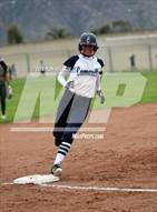 This MaxPreps.com professional photo is from the gallery Royal @ Camarillo Softball which features Camarillo high school athletes playing  Softball.