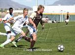 This MaxPreps.com professional photo features Davis high school  playing  Soccer. This photo was shot by Kevin Hansen and published on Hansen.