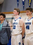 This MaxPreps.com professional photo is from the gallery Folsom @ Rocklin which features Rocklin high school athletes playing  Basketball.