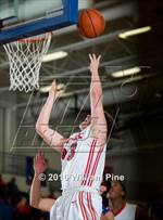 This MaxPreps.com professional photo is from the gallery Ketcham vs. New Paltz (Officials vs Cancer) which features New Paltz high school athletes playing  Basketball. This photo was shot by William Pine and published on Pine.
