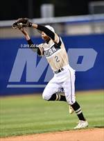 This MaxPreps.com professional photo features Edison high school Chris Barrera playing  Baseball. This photo was shot by Joe Calomeni and published on Calomeni.