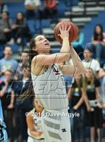 This MaxPreps.com professional photo features American Fork high school Shire Stephenson playing Girls Basketball. This photo was shot by Dave Argyle and published on Argyle.