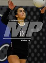 This MaxPreps.com professional photo features Hamilton high school Shannon Ryan playing  Volleyball. This photo was shot by Darin Sicurello and published on Sicurello.