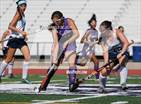 This MaxPreps.com professional photo is from the gallery Monta Vista @ Branham which features Monta Vista high school athletes playing  Field Hockey.